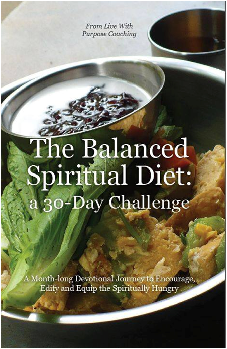 The Balanced Spiritual Diet Book